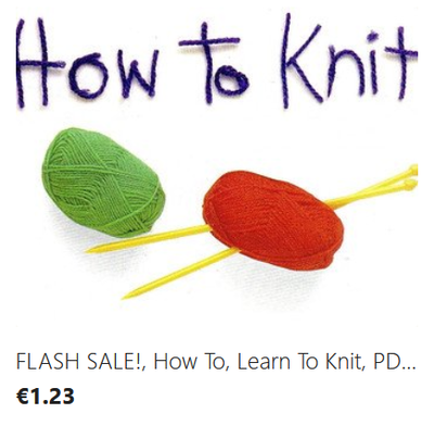 How To Knit Instructions download