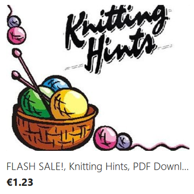 Knitting Hints tutorial download